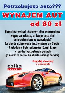 Wypożyczalnia samochodów Kalisz